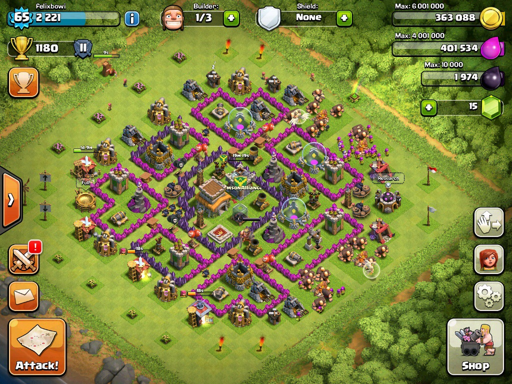 Clash Of Clans Rule Our Dialy Life – BOWI